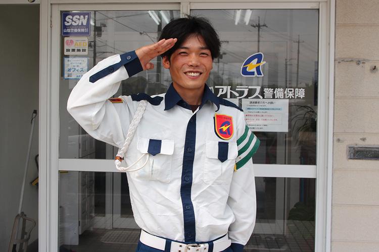 森田さん(入社1年目)